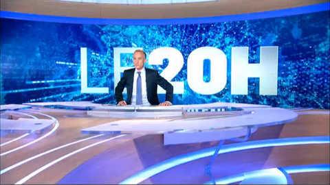 Les titres du 20h du 9 avril 2012