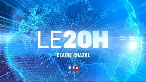 Les titres du 20h du 2 septembre 2012
