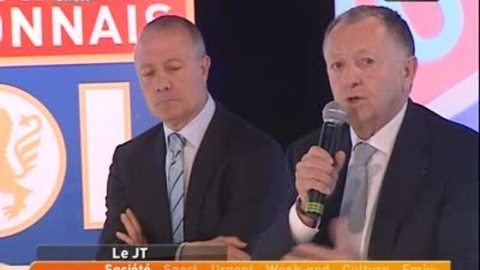 TLM - Le JT Soir du 15/05/2012