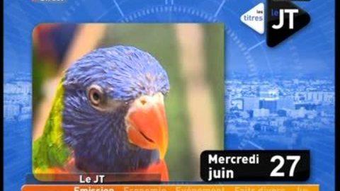 TLM - Le JT Soir du 27/06/2012
