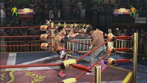 TNA IMPACT! : AJ Styles vs Jay Lethal