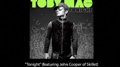 TobyMac - Tonight ft john cooper of skillet (lyrics)