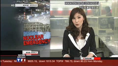 A Tokyo, les Japonais vivent dans une angoissante incertitude