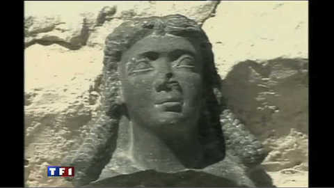 La tombe de Cléopâtre et Marc Antoine mise au jour ?
