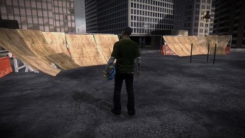 Tony Hawk's Proving Ground - Gameplay 1  - Xbox360