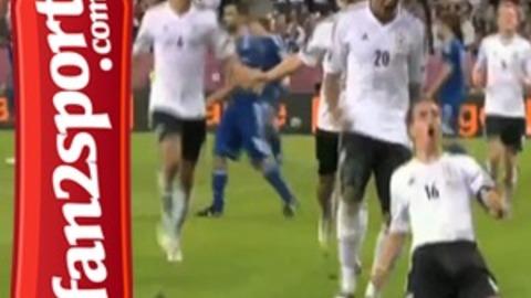 Top Buts Euro 2012