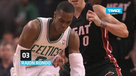 Top Champion of the week: Rondo - Westbrook, duel de fashion victimes