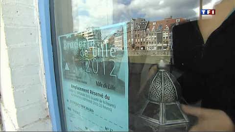 Top départ des inscriptions à la braderie de Lille