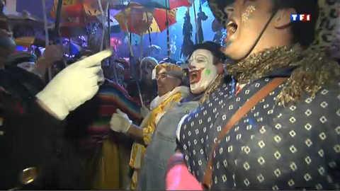 Top départ pour le carnaval de Dunkerque