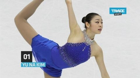 Top Female: Les plus belles sportives asiatiques