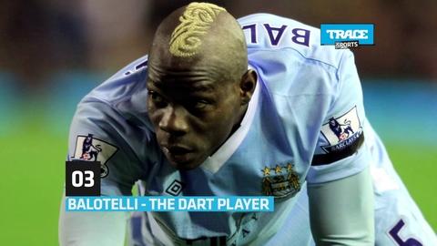 Top Gossip: Les frasques de Mario Balotelli