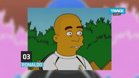 """Top Gossip: Les sportifs apparus dans """"les Simpson"""""""