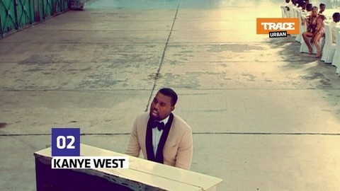 Top New : Kanye West sera au Festival de Cannes