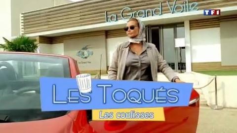 LES TOQUÉS / COULISSES – LUNDI 9 MARS 2009 20:45