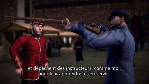 Total War Shogun 2 Fall Of The Samurai - Story Trailer - FR - PC.mp4