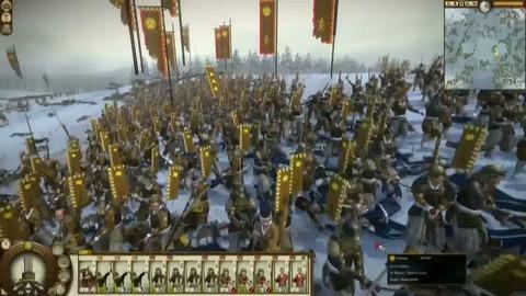 Total War Shogun 2 La Fin des Samurais - Multiplayer Featurette - FR - PC.mp4