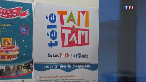 Toulouse : les enfants malades s'initient à la télé grâce aux Pièces jaunes