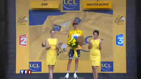 Tour de France : Paulinho l'emporte, Schleck toujours en jaune