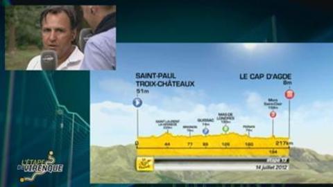 Tour de France: R.Virenque Preview de l'étape 13