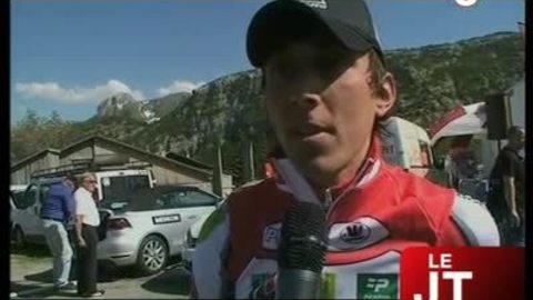 Tour des Pays de Savoie : Rossetto vainqueur de la 1e étape