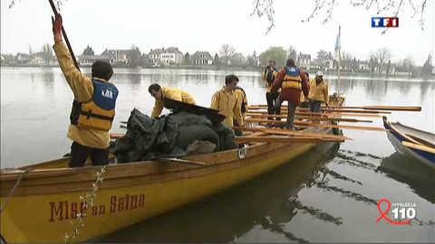 Tous ensemble pour nettoyer la Seine