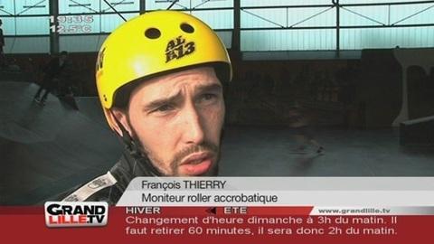 Toussaint : Faites du Skate à la Halle de la Glisse ! (Lille)