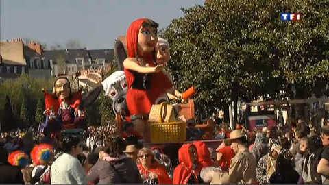 Tout Nantes célèbre le carnaval de la mi-carême