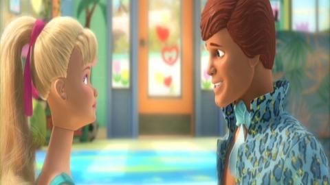 Toy Story 3 - Extrait VF Ken et Barbie