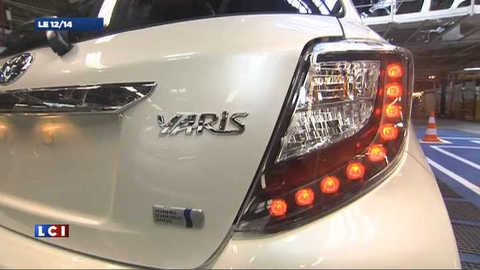 La Toyota Yaris hybride fabriquée… en France