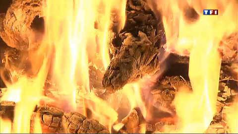 Les traditionnelles cheminées du Gers