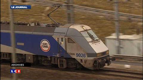 Le trafic Eurotunnel boosté par les Jeux olympiques de Londres