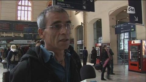 Trafic SNCF perturbé après un accident mortel (Marseille)