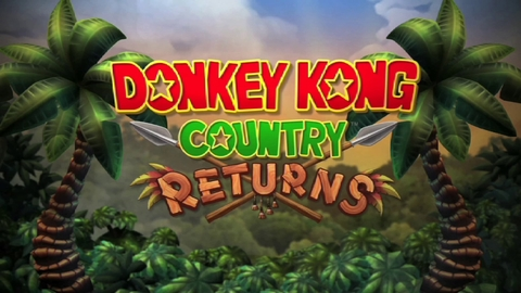 Trailer - Donkey Kong Country Returns