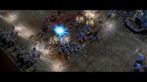 Trailer Starcraft II : Zergs
