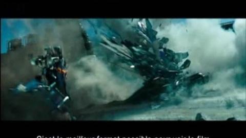 Transformers 3 : les bonus DVD & Blu Ray en vidéo