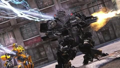 Transformers 3 : Dark of the Moon - Trailer #1