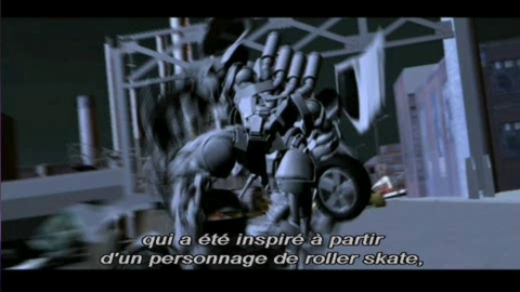 Transformers 2 en DVD - Extrait 2