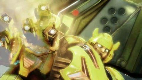 Transformers Fall of Cybertron : Optimus Prime trailer