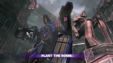 Transformers : les modes multijoueurs