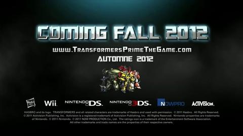 Transformers Prime - Premier trailer