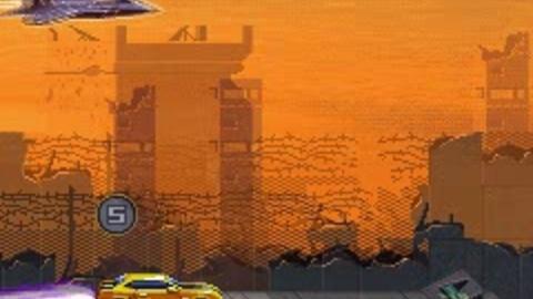 Transformers : La revanche - le jeu mobile