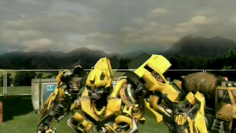 Transformers The Game-PS3/Xbox360-Making Of