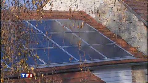 Très chers panneaux photovoltaïques