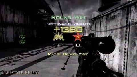Trickshot Killcam # 187 | Sick | Freestyle Replay