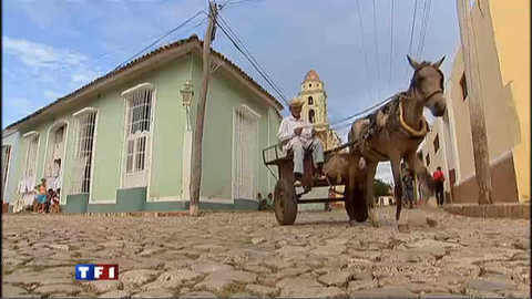 Trinidad, un des joyaux historiques de Cuba