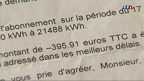 Trop-perçu : EDF et GDF auront 15 jours pour rembourser