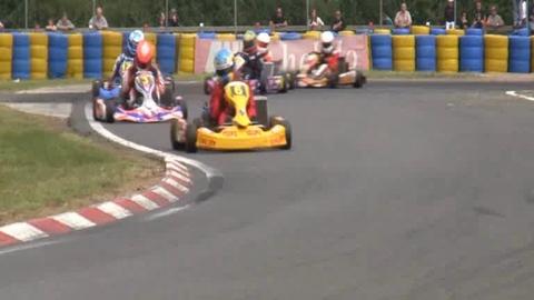 Trophée Kart mag à Varennes