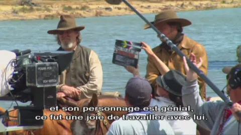 True Grit - extrait du DVD : Les Acteurs