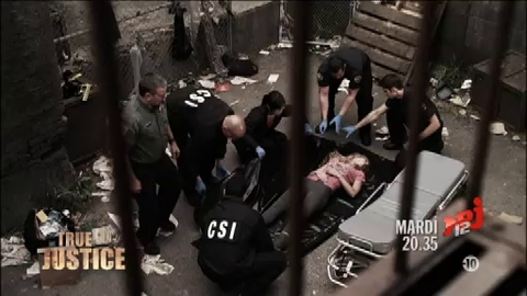 TRUE JUSTICE : Episode 2 dès 20H35 sur NRJ 12 (24/04/12)