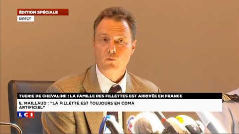 Tuerie de Chevaline : la conférence de presse du procureur en intégralité